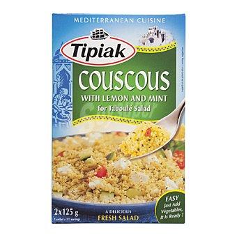 Tipiak Cous Cous con limón y menta 250 g