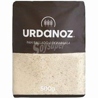 Urdanoz Pan rallado Paquete 500 g