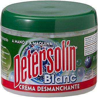 DETERSOLIN Blanc Crema desmanchante para mano y máquina Bote 400 g