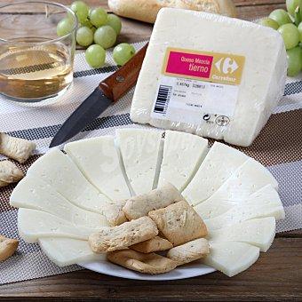 Carrefour Queso tierno mezcla carrefour 375.0 g.