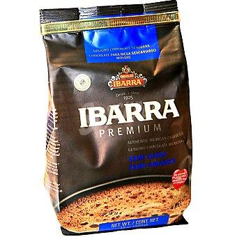 IBARRA Premium Chocolate a la taza semi-amargo Bolsa 340 g