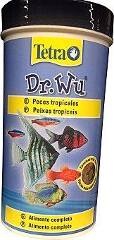 Tetra Comida peces tropicales Dr. wu  Bote de 52 g