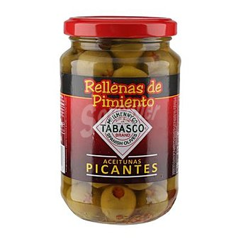 Serpis Aceituna Rellena Pimiento Tabasco 200 g