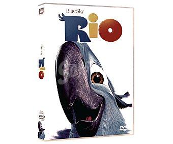 ANIMACIÓN Película infantil en Dvd Río. Género: animación, infantil, cine familiar. Edad: TP