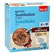 Batido dietético de chocolate Paquete 296 g (8 batidos) DIA