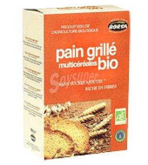 Borsa Pan rustico bio multicereales sin azucares añadidos 250 g