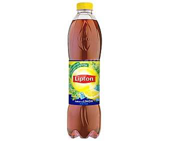 Lipton Ice Tea Refresco Te Limón botella 1,5 l