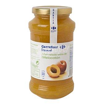 Carrefour Discount Mermelada extra de melocotón 650 g.