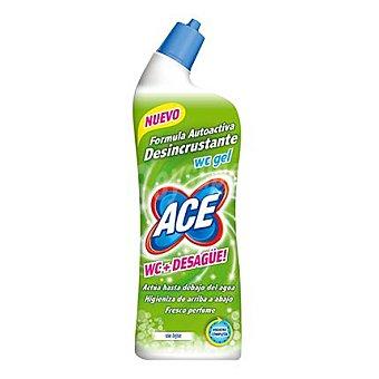 Ace Gel desincrustante WC sin lejía 700 ml