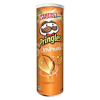 Pringles Patatas paprika Lata 190 g