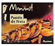 Pasteles de nata, tipo pastel de Belén 330 g Mmm Auchan