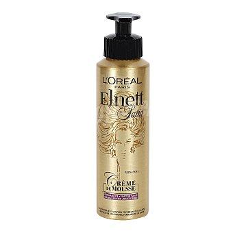 Elnett L'Oréal Paris Espuma capilar, efecto rizos y fijación fuerte 200 ml