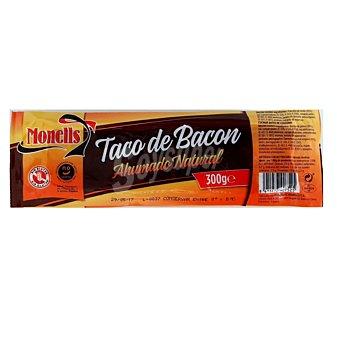 Monells Bacon ahumado taco Unidad 300 gr