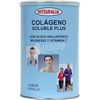 Integralia Colágeno soluble plus sabor vainilla Envase 360 g