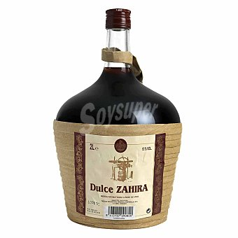 Zahira Bebida aromatizada a base de vino Garrafa 2 litros