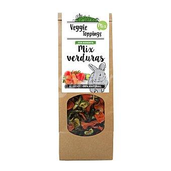 Cominter Complemento alimenticio para roedores Cominter Veggie Toppings Mix Verduras 125 gr