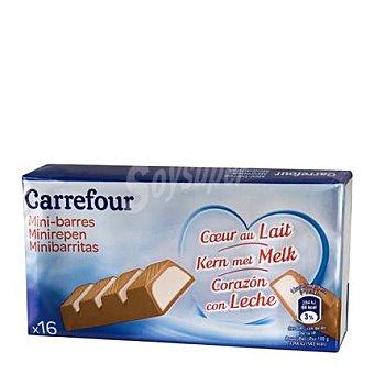Carrefour Barrita de chocolate con leche 200 g