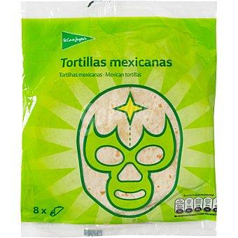 Aliada Tortillas mejicanas de trigo Envase 320 g (8 unidades)