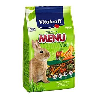 Vitakraft Vitakraft Menú Aroma para Conejos Enanos 3 kg