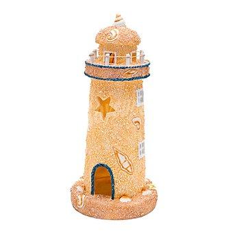San Dimas Faro decorativo para acuarios 1 unidad