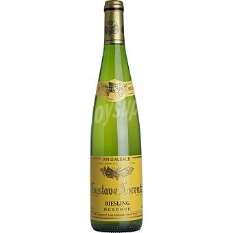 GUSTAVE LORENTZ Vino blanco riesling reserva de Francia  botella 75 cl
