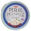 Queso mozzarella fresca perlas Tarrina 150 g Hacendado