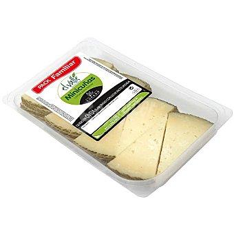 EL VALLE DE ALMODOVAR Minicuñas de queso de oveja curado Envase 385 g