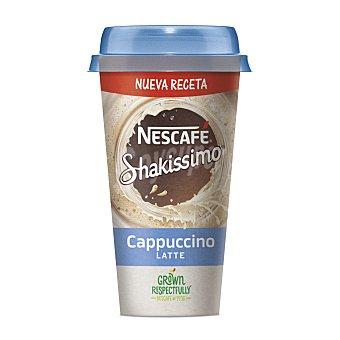 Nescafé Shakissimo Bebida de café cappuccino con leche 190 ml