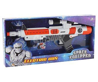 Space equiped Rifle galáctico con luces y sonidos EQUIPED.