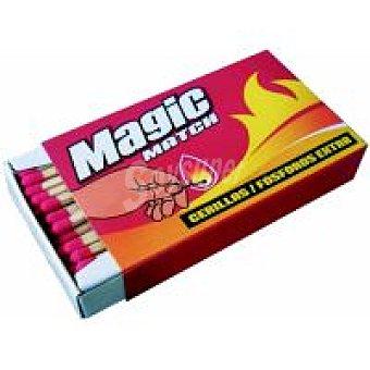 Nubiola Magic match cerillas Pack 1 unid