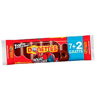 Donettes Trollero 7+2 unidades 171 g