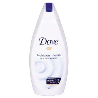 Dove gel de baño hidratante botella 400ml 400ml