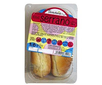 Lord Sandwiches Sandwiche Serrano Queso 100 Gramos