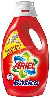 Ariel Detergente líquido Botella 25 dosis