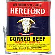 Corned Beef 340 g Hereford