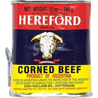 Hereford Corned Beef 340 g