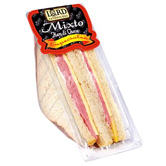 Lord Sandwiches Sándwich especial mixto Envase 150g