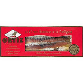 Ortiz Gran anchoa en aceite de oliva virgen Lata 55 g