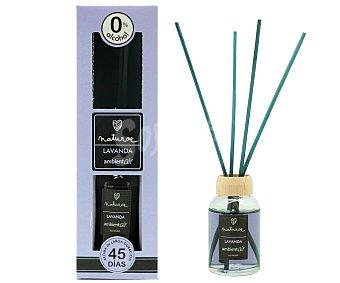 Naturae Ambientador mikado para hogar con aroma a lavanda, , naturae 30 ml