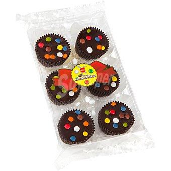 HORNO DE SAN JUAN Cupcake de Mini Lacasitos Envase 160 g