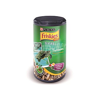 Purina Friskies Alimento para tortugas galápagos bote 25 g Bote 25 g