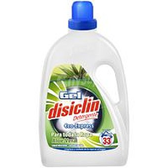 Disiclin Gel detergente eco-express aloe vera Botella 28 dosis