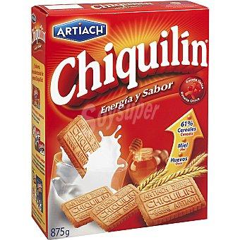 CHIQUILÍN Galletas de desayuno Caja 875 g