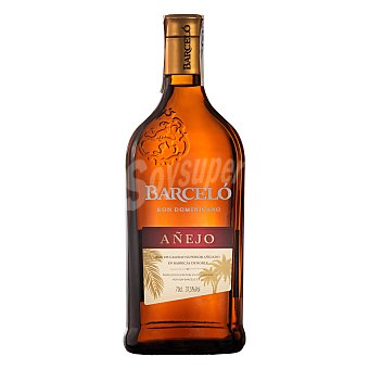 Barceló Ron dominicano añejo Botella de 70 cl