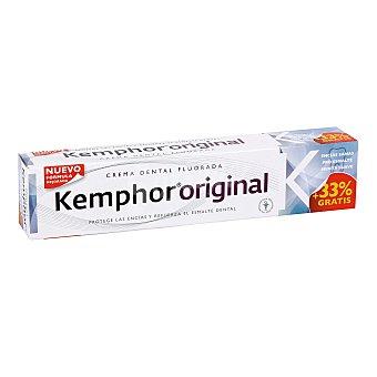 Kemphor Pasta dentifrica fluorada Tubo 75ml+33% gratis