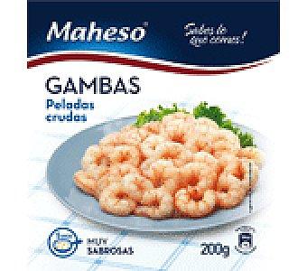Maheso Gambas peladas 200 GRS