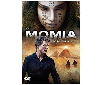 universal La Momia, 2017, película en Dvd. Género: Acción, fantasía, aventuras. Edad: + 12 años