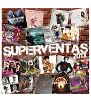 Superventas 2013 2 CD