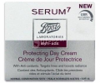 BOOTS SERUM7 Crema antiedad día, piel normal 50 Mililitros