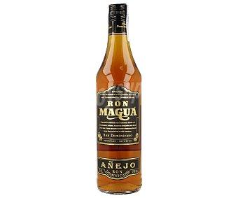 Magua Ron añejo Botella de 70 cl